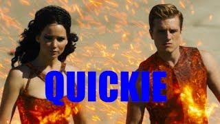 Скачать Quickie The Hunger Games Catching Fire