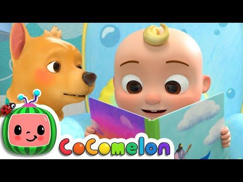 Quiet Time Song + More CoComelon Nursery Rhymes & Kids Songs
