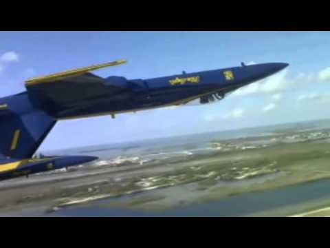 Blue Angels    Mighty Wings