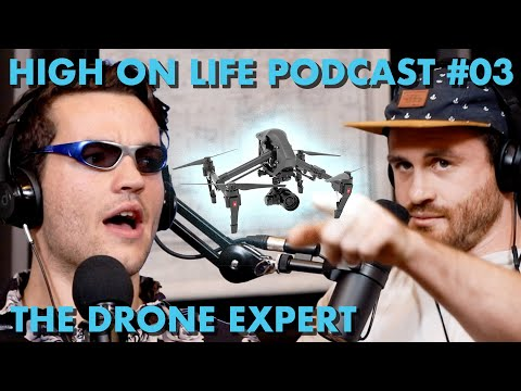 HoL Podcast #03 - The Truth Behind Being A Drone Pilot (Guest: @downtofilm)