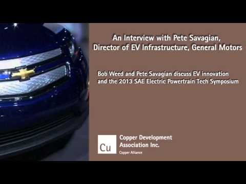 PODCAST 1 An Interview with Pete Savagian,Director of EV Infrastructure,General Motors