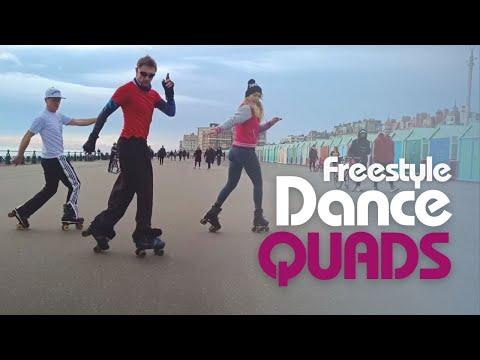 Quads Roller Skate