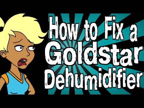 Dehumidifier supply page 8 how to fix a goldstar dehumidifier fandeluxe Gallery