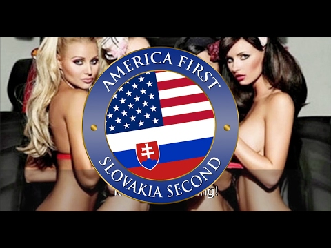 America First, Slovakia Second/ Slovakia Welcomes Trump In His Own Words (Official)