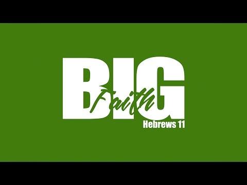 """""""Big Faith: Abraham"""" by Phil Webber"""