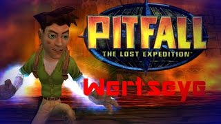 Spooky Slippery Cavern - Pitfall: The Lost Expedition - Ep. 12