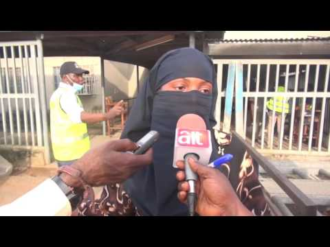 154 NIGERIANS RETURN FROM LIBYA | ThreeSixtyTidings