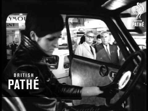 Paris Motor Show 1969 (1969)