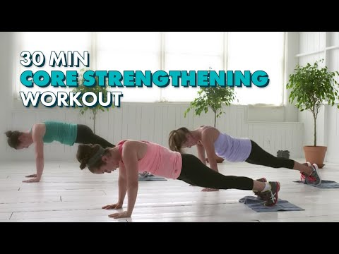 What's Your Fit Workout Core and Stability Training Fit 30