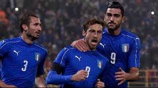 Itália 1 x 1 Espanha Melhores Momentos - Amistoso Internacional