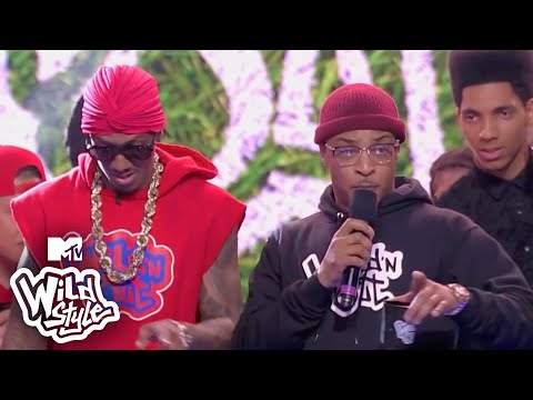 T.I. vs Nick Cannon & Justina Valentine Goes In on the Black Team  🎤 | Wild 'N Out | #Wildstyle