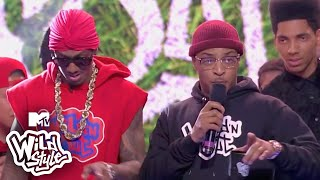 T.I. vs Nick Cannon & Justina Valentine Goes In on the Black Team  🎤 | Wild