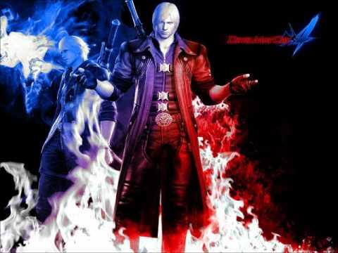 Devil May Cry 4 Theme (Shall Never Surrender - Tetsuya Shibata)