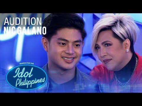Nic Galano - Kailangan Kita | Idol Philippines Auditions 2019