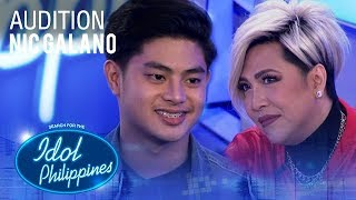 Nic Galano - Kailangan Kita | Idol Philippines Auditions 2019