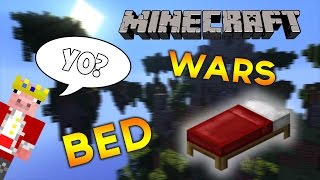 Minecraft : Bed Wars - TECHNOBLADE IN THE LOBBY?!