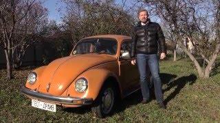 рассказ Volkswagen Käfer / VW Жук
