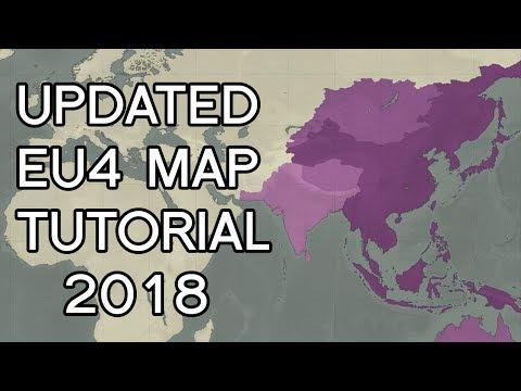 EU4 - Updated Map Tutorial! [2018]