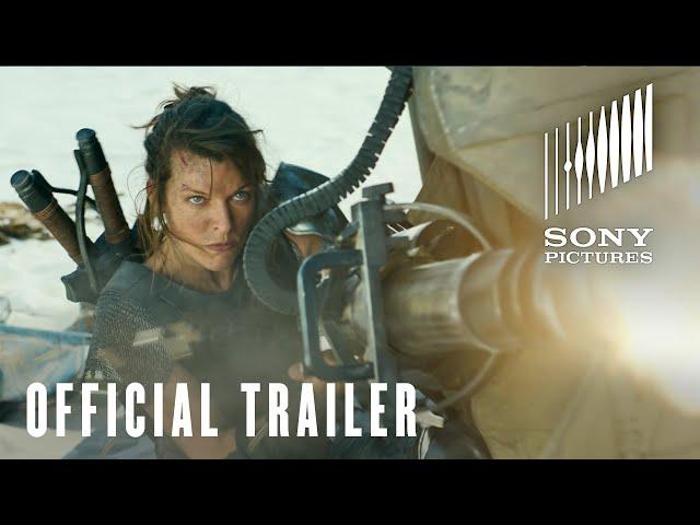 Monster Hunter - Official Trailer - At Cinemas Soon