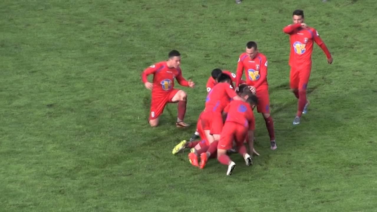 UTA - Chindia Târgovişte 3 - 1, final - ARADON  |Uta Arad-chindia Târgoviște
