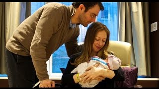 CHELSEA CLINTON GIVES BIRTH TO DAUGHTER CHARLOTTE [CHELSEA CLINTON]