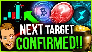 THE BEST BITCOIN TRAĎING INDICATOR IS FLASHING A TARGET NOW!!
