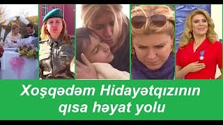 Bize danis - Emekdar jurnalist Xosqedem Hidayetqizinin heyat yolu