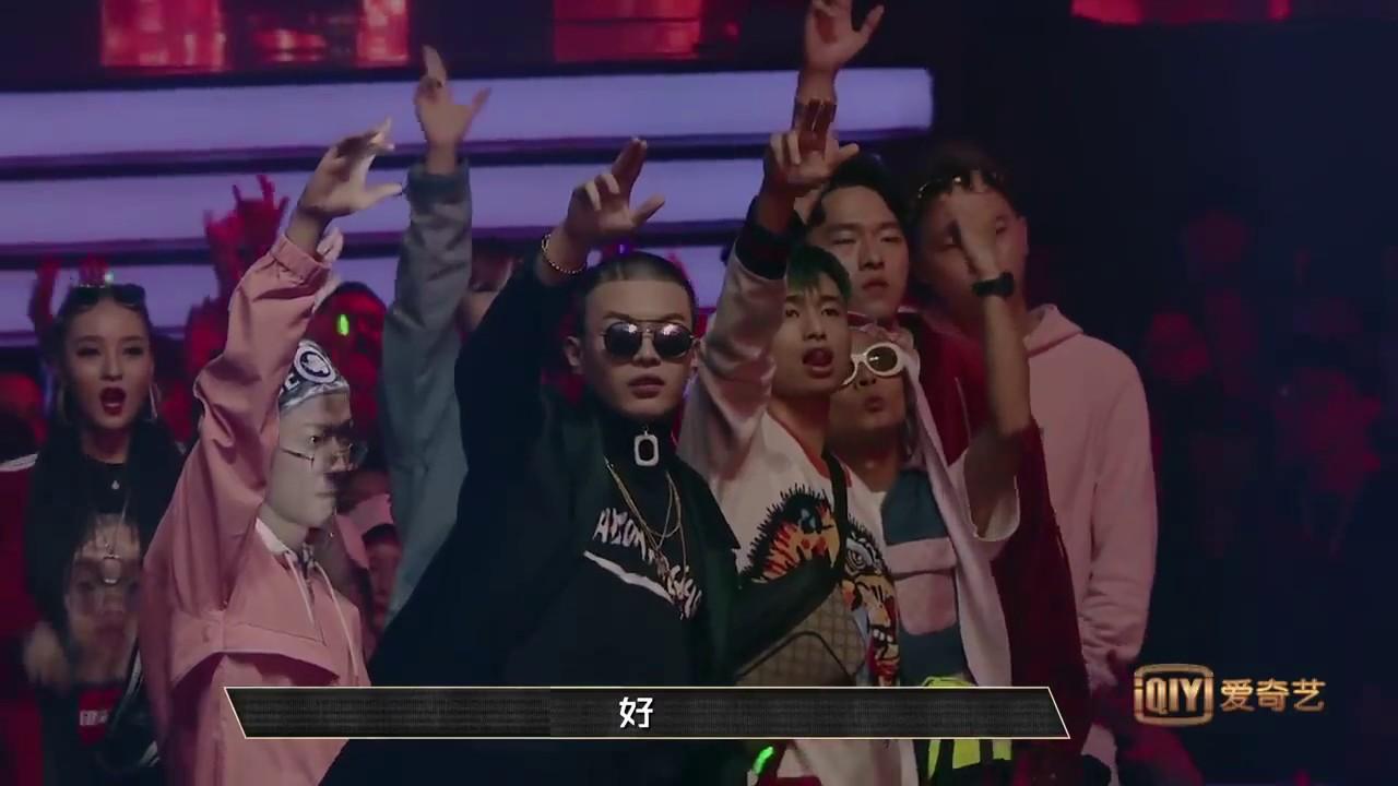 中國有嘻哈 20170909 總決賽4強爭冠 見證嘻哈王者加冕
