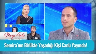 Semira Arslan'ın birlikte yaşadığı kişi canlı yayında! - Müge Anlı ile Tatlı Sert 12 Mart 2019