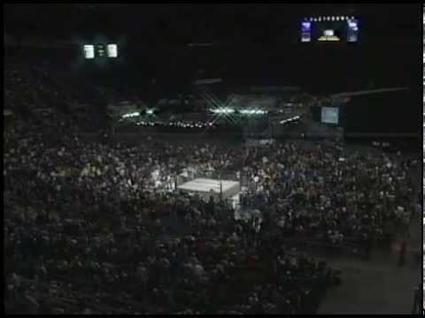WCW Thunder Pre-Show - Fargo, ND - 4/16/98