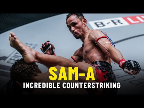 Sam-A Gaiyanghadao's INCREDIBLE Counterstriking