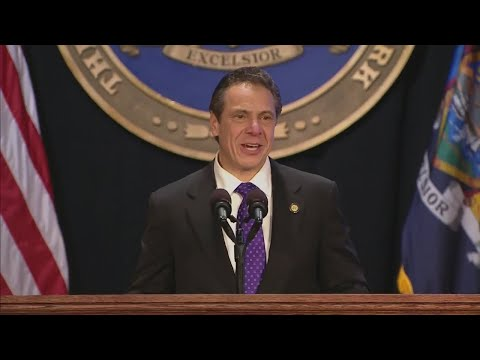 Cuomo Delivers State Of The State Address