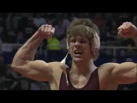 2013 NCAA Wrestling – Till I Collapse