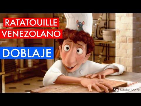 RATATOUILLE VENEZOLANO | DOBLAJE VENEZOLANO | Juandinipa *buenisimo* from YouTube · Duration:  2 minutes 34 seconds