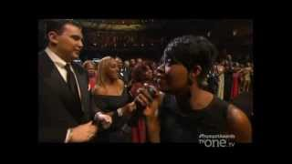 Fantasia & Luke James - Trumpet Awards 2013