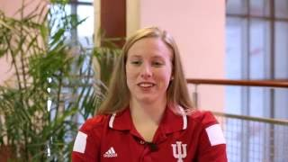 Lilly King on achieving her dream