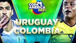 Uruguay vs Colombia Highlights ⚽ penalty shootout ⚽Copa America quarter final 2021 ⚽