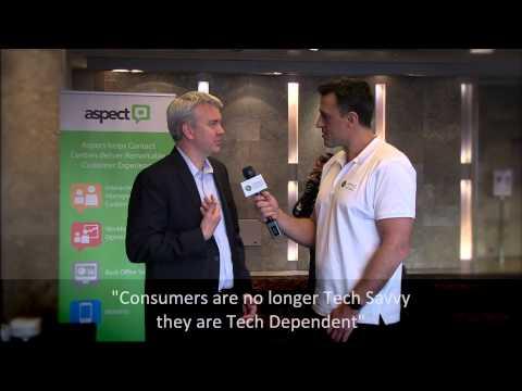 Calldesign - Mike Bourke Interview - Aspect Software