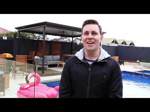 Customer story: DIY Poolside Patio