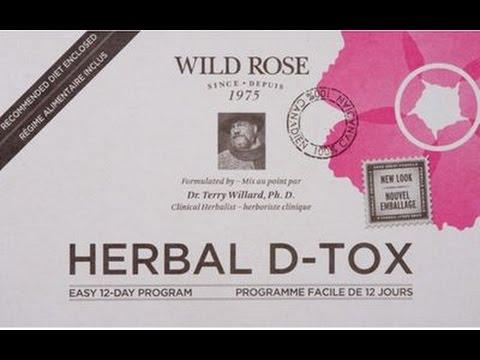 wild rose rose d tox pierdere în greutate