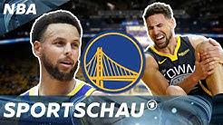 Warriors: Vom schlechtesten zum besten NBA-Team? I Sportschau