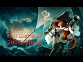 (voiced) Miss Fortune Full Game at 200% Speed [League of Legends]