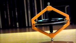 Le Gyroscope (objet anti-gravité)