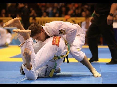 Rafael Mendes vs Gianni Grippo | IBJJF SF Open 2014 | Art of Jiu Jitsu Academy