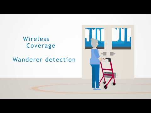 iCall - Smart Healthcare Nurse Call Solution from NEC