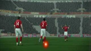 Germany Vs England (Simulated using PES 2010 World Cup Patch)