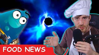 Fortnite's Big Black Hole, but explained with food [Food News 3: Pokemon GO, Steam, & more]