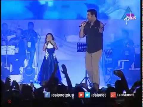 Vijanathayil song sing by Sreya Jayadeep with Gopi sundar@calicut