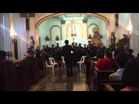 Mae-e (Forward) performed by the SJB Chorale, Mr. Farley Asuncion, conducted by Mr. Vince Olandesca