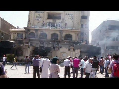 Egypt: Muslim Brotherhood 'activities' banned